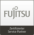 Zertifizierter Fujitsu Service Partner